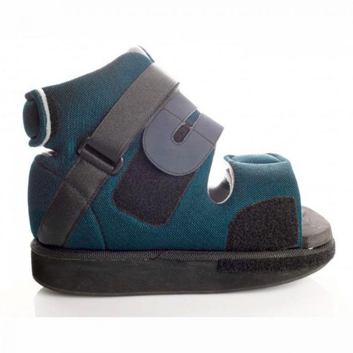 Терапевтическая обувь (туфли Барука) компенсаторная, Sursil-Ortho, мод. 09-107